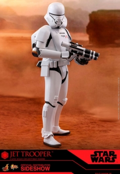 HOT TOYS | Star Wars Episode IX Movie Masterpiece Actionfigur 1/6 Jet Trooper