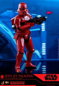 HOT TOYS | Star Wars Episode IX Movie Masterpiece Actionfigur 1/6 Sith Jet Trooper
