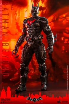 | HOT TOYS  Batman Arkham Knight Videogame Masterpiece Actionfigur 1/6 Batman Beyond