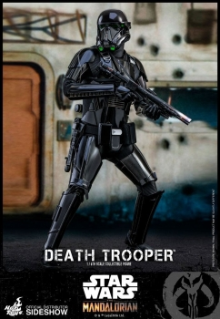 |HOT TOYS  Star Wars The Mandalorian Actionfigur 1/6 Death Trooper
