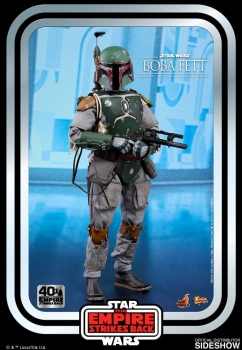 Star Wars Episode V - Boba Fett - 40th Anniversary Collection
