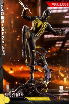 |HOT TOYS - Spider-Man - Anti-Ock Suit - Deluxe