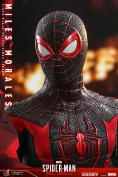|HOT TOYS - Marvel's Spider-Man - Miles Morales