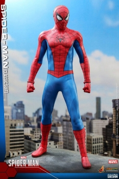 |HOT TOYS -  Spider-Man - Classic Suit - VGM