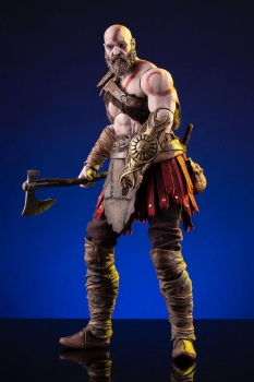 MONDO | God of War (2018) Actionfigur 1/6 Kratos 33 cm