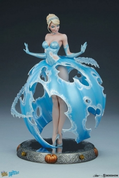 |SIDESHOW COLLECTIBLES - Fairytale Fantasies Collection Statue - Cinderella