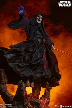 SIDESHOW | Star Wars Mythos Statue Darth Sidious