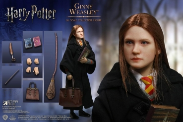 Harry Potter My Favourite Movie Actionfigur 1/6 Ginny Weasley 26 cm |Star Ace