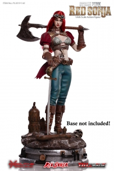 TBLeague | Red Sonja Actionfigur 1/6 Steampunk Red Sonja Classic Version 29 cm