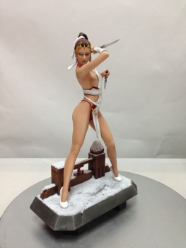 Fantasy Figure Gallery Statue 1/6 Red Assassin Web Exclusive (Wei Ho) 30 cm