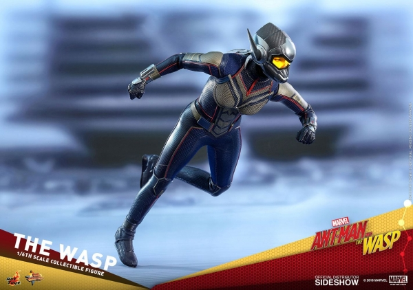 HOT TOYS | Ant-Man & The Wasp Movie Masterpiece Actionfigur 1/6 The Wasp 29 cm